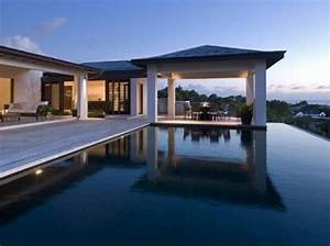 Caribbean Home: A Modern Villa with a View in Barbados