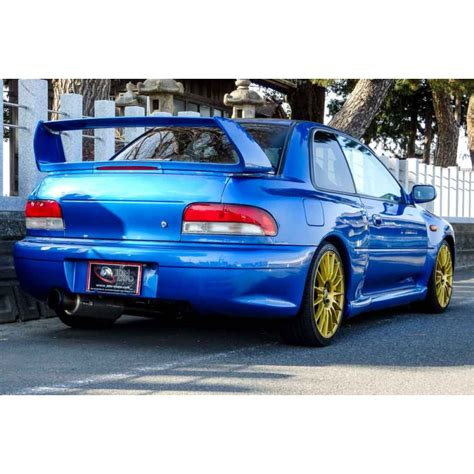 Subaru For Sale by Subaru Impreza 22b Sti For Sale In Japan Jdm Expo Buy