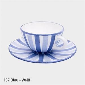 Geschirr Blau Weiß : hedwig bollhagen kaffeetasse zawoh ~ Markanthonyermac.com Haus und Dekorationen