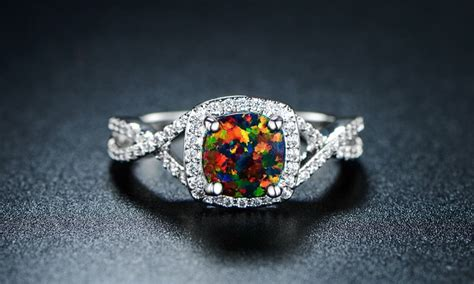 400 Ctw Black Opal Engagement Ring  Groupon. Purchase Beads Online. Chanel J12 Watches. Pink Heart Wedding Rings. Green Necklace. Designer Bracelet. Vintage Style Earrings. 1 Carat Diamond Eternity Band. Fortune Bracelet