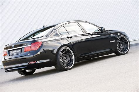 Hamann Releases New Wheel Kits For The Bmw 7-series And
