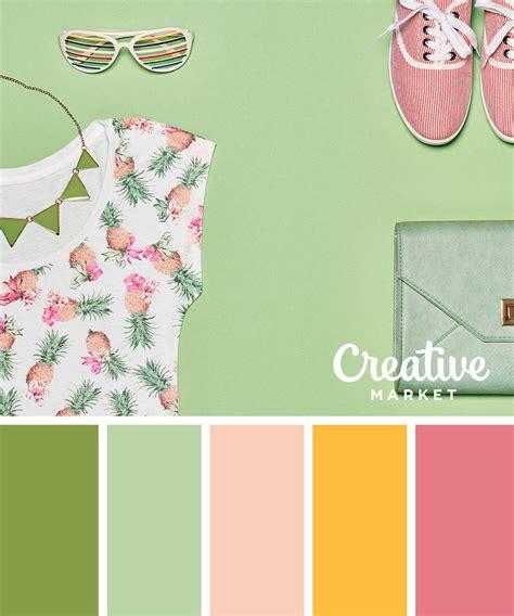 creative market blog  downloadable pastel color