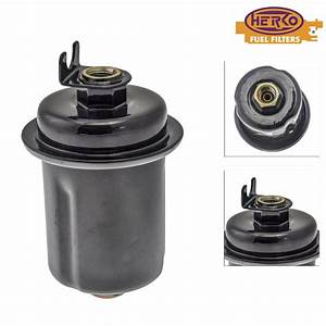 Herko Fuel Filter Fhy02 For Hyundai Accent Scoup 1993