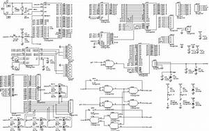 schematic 8051 readingratnet With wiring board