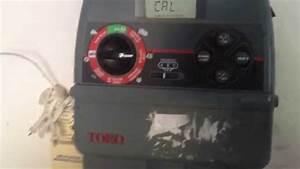 Watering Odd  Even Days Toro Greenkeeper Hack