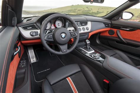 Updated 2018 Bmw Z4 Roadster Photos And Details Autotribute