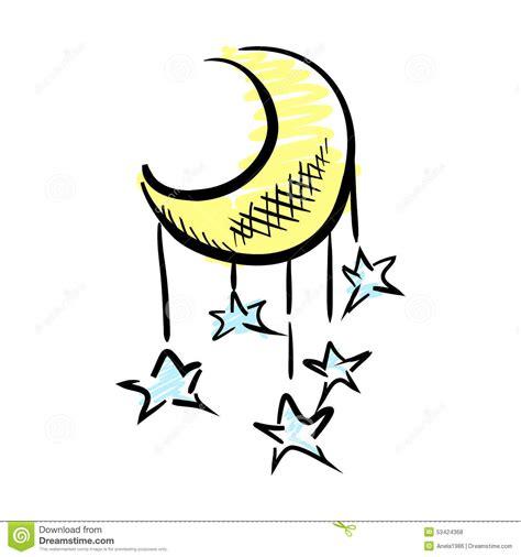 Half Moon Half Sun Symbol