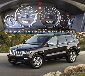 Jeep Grand Cherokee Overland Summit 3 6 L Engine And Oil
