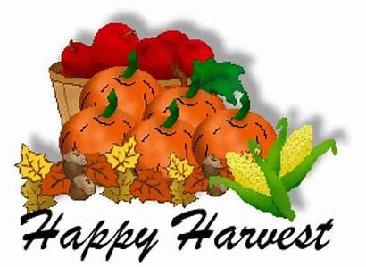 Harvest Clipart Happy Autumn Math Cliparts Clip