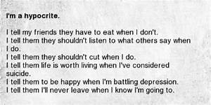 depression self harm quotes tumblr