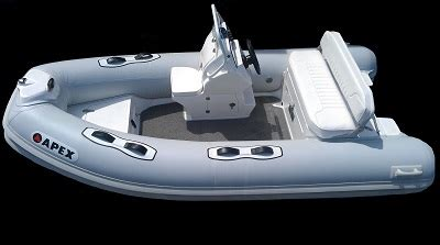 apex   deluxe tender inflatable boat