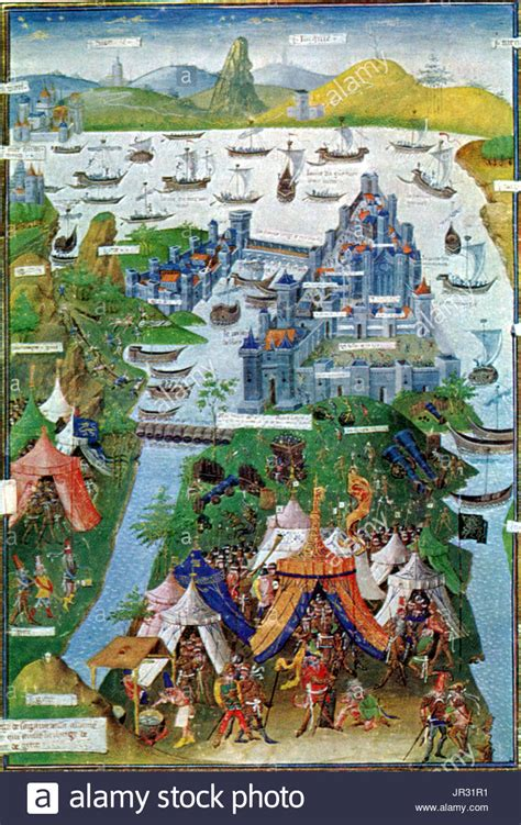 Ottomans Capture Constantinople by The Fall Of Constantinople Was The Capture Of The Capital