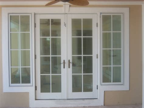 colonial door styles patio doors with sidelights