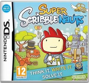 Download And Enjoy Super Scribblenauts Cheats