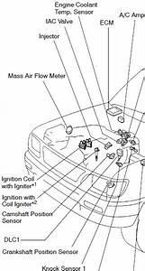 2000 Toyota 4 7 Engine Diagram
