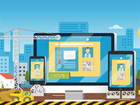 Creating Websites by Guide 5 Simple Steps To Creating A Website Your Patients