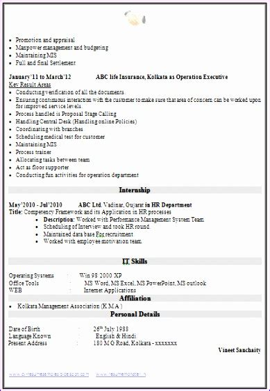 Performance Resume Template by 11 Employee Performance Template Excel Exceltemplates