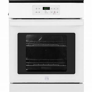 Kenmore 40282 24 U0026quot  Self-cleaning Electric Wall Oven