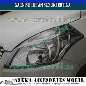 Jual Garnish Lampu Depan Dan Belakang Mobil Suzuki Ertiga