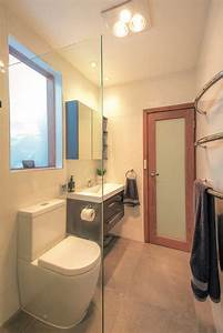 Creating, The, Illusion, Of, Space, In, A, Small, Bathroom