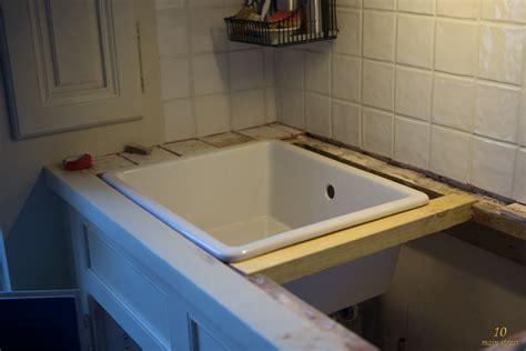 l evier de cuisine rénovation de la cuisine préparation de l 39 évier ikea