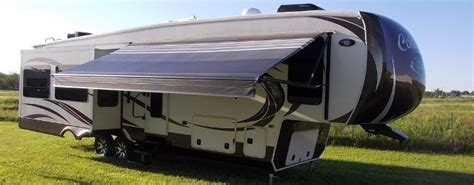 Rv Awnings & Slide Toppers From Stone Vos
