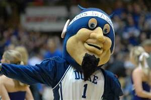 Mascots in Review: Duke University's Blue Devil