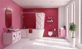pink bathroom decorating ideas pretty pink bathroom designs