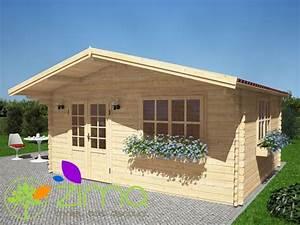 Abris De Jardin Discount : chalet en bois massif madriers de 44mm ~ Melissatoandfro.com Idées de Décoration