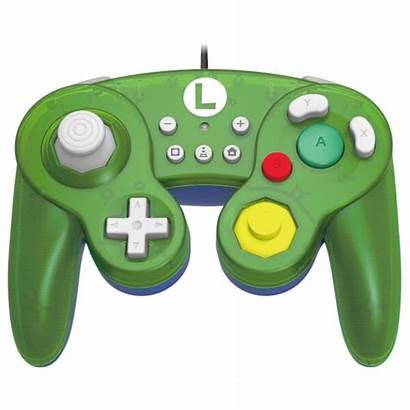 Nintendo Luigi Switch Pad Battle Previous