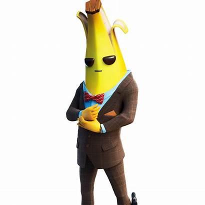 Fortnite Peely Agent Skin Skins Banana Season