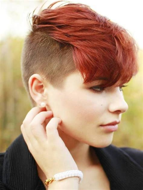 25 Undercut Hairstyle For Women - Feed Inspiration