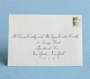 How to address wedding invitations addressing wedding for Wedding etiquette invitations addressing families