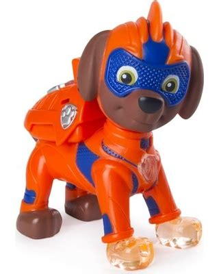 check   hot deals  paw patrol mighty pups zuma figure  light  badge  paws