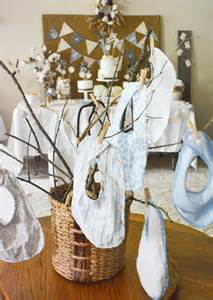 Yellow And Grey Elephant Baby Shower Decorations Gallery