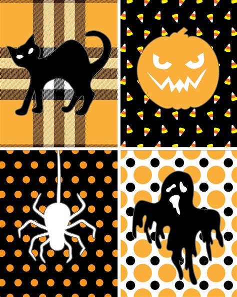 printable halloween silhouette free printables how to nest for less