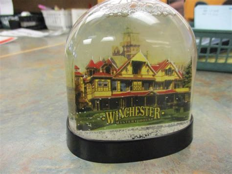 my friend went to ca for vacation and got me a snow globe