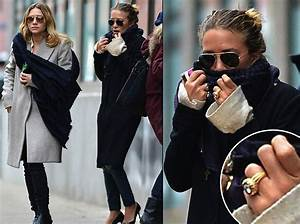 mary kate olsen39s engagement ring ritani With mary kate wedding ring