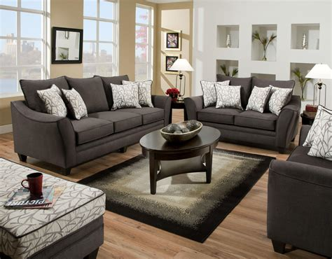 American Furniture 3850 Stationary Living Room Group