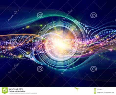 Abstract Sine Waves Royalty Free Stock Photography - Image ...