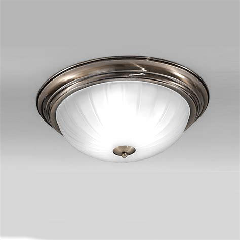 franklite cf5644 flush 3 light ceiling fitting