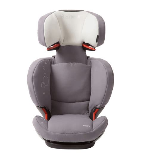 maxi cosi rodi fix maxi cosi rodifix booster car seat in steel grey