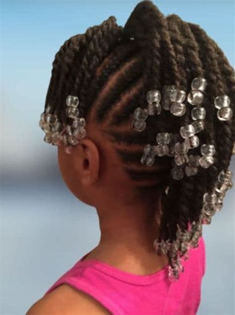 Easy and fast hairstyles for little girls in 2021 2022