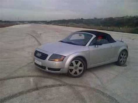 How To Drift Fwd by How To Drift Audi Tt Fwd 180 Hp