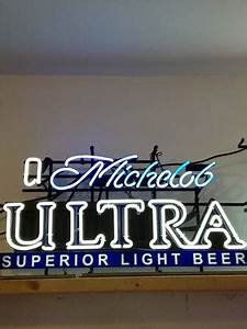 Michelob ultra neon sign for sale