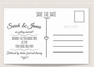22+ Save the Date Postcard Templates – Free Sample ...
