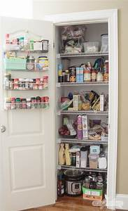 Pantry, Organization, Ideas, For, Space, Kitchen, Cabinets, U0026, Closets