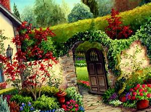 Flower Garden House Home Ideas Also Great Pictures With ...