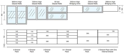 kitchen wall cabinets sizes uk cabinet sizes blok designs ltd