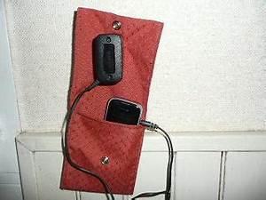 Pochette Téléphone Portable : tutos porte chargeur de portable ~ Premium-room.com Idées de Décoration